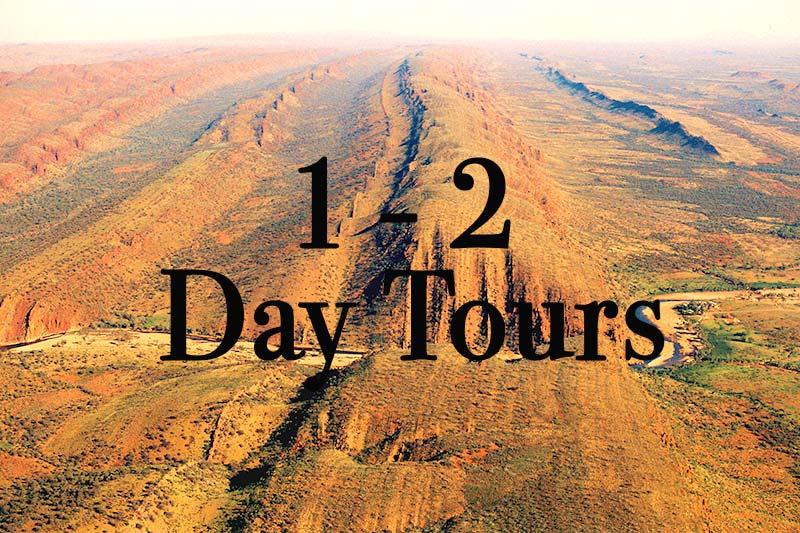 1 day tours Central Australia